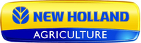New Holland Agriculture Decal / Sticker 07