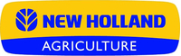 New Holland Agriculture Decal / Sticker 08