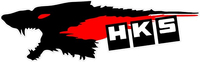 HKS Wolf Decal / Sticker 04
