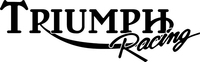 Triumph Racing Decal / Sticker 56