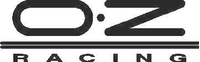 OZ Racing Decal / Sticker