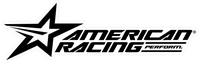 American Racing Decal / Sticker 05