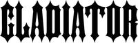 Gladiator Decal / Sticker 07