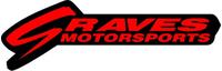 Graves Motorsports Decal / Sticker 06