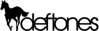 Deftones White Pony Decal / Sticker 11