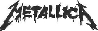 Metallica Decal / Sticker 02
