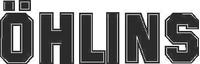 OHLINS Decal / Sticker 02