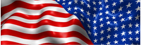American Flag Decal / Sticker 48