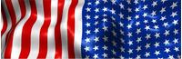 American Flag Decal / Sticker 49