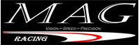 MAG Racing Decal / Sticker 01