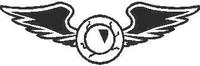 Eyeball Wings Von Dutch Decal / Sticker