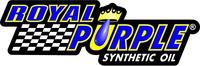 Royal Purple Decal / Sticker 02