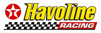 Havoline Racing Decal / Sticker 05