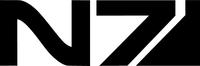N7 Decal / Sticker a