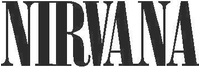 Nirvana Decal / Sticker