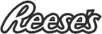 Reese's Peanut Butter Decal / Sticker 02