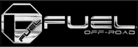Fuel Off-Road Decal / Sticker