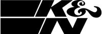 K&N Air Filters Decal / Sticker 08