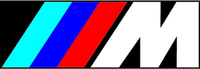 BMW M Decal / Sticker