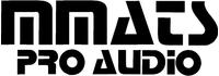 Mmats Pro Audio Decal / Sticker 03