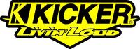 Kicker Livin Loud Decal / Sticker 01