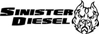 Sinister Diesel Decal / Sticker 02