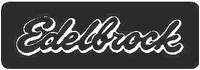 Edelbrock Decal / Sticker 01