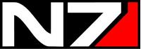 N7 Decal / Sticker e