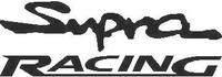 Toyota Supra Racing Decal / Sticker 01