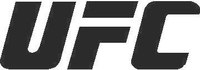 UFC Decal / Sticker 01