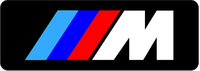 BMW M Decal / Sticker 40