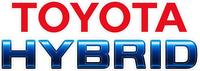 Toyota Hybrid Decal / Sticker 03