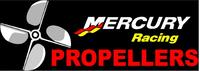 Mercury Racing Propellers Decal / Sticker 22