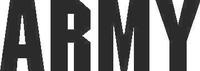 U.S. Army Decal / Sticker 03