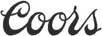 Coors Decal / Sticker