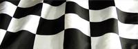 Checkered Flag Decal / Sticker 102