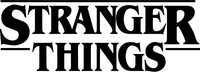 Stranger Things Decal / Sticker 01