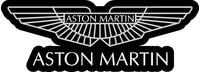 Aston Martin Decal / Sticker 01