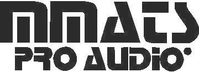Mmats Pro Audio Decal / Sticker