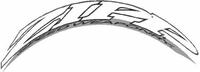 Zipp Decal / Sticker 02