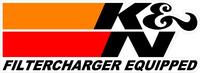 K&N Air Filters Decal / Sticker 03