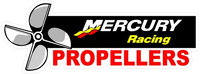 Mercury Racing Propellers Decal / Sticker 09