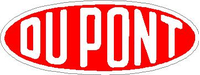 Red Dupont Decal / Sticker