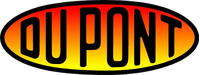 Red to Yellow fade Dupont Decal / Sticker