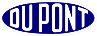 Dark Blue Dupont Decal / Sticker