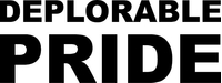 Deplorable Pride Decal / Sticker 03