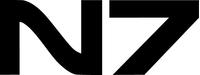 N7 Decal / Sticker b