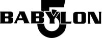 Babylon 5 Decal / Sticker 12