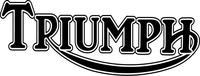 Triumph Decal / Sticker 45