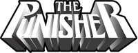 The Punisher Lettering Decal / Sticker 34